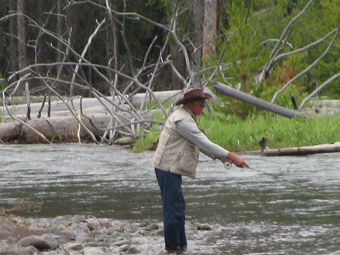 Photos boulder basin outfitters for Cody wyoming fly fishing